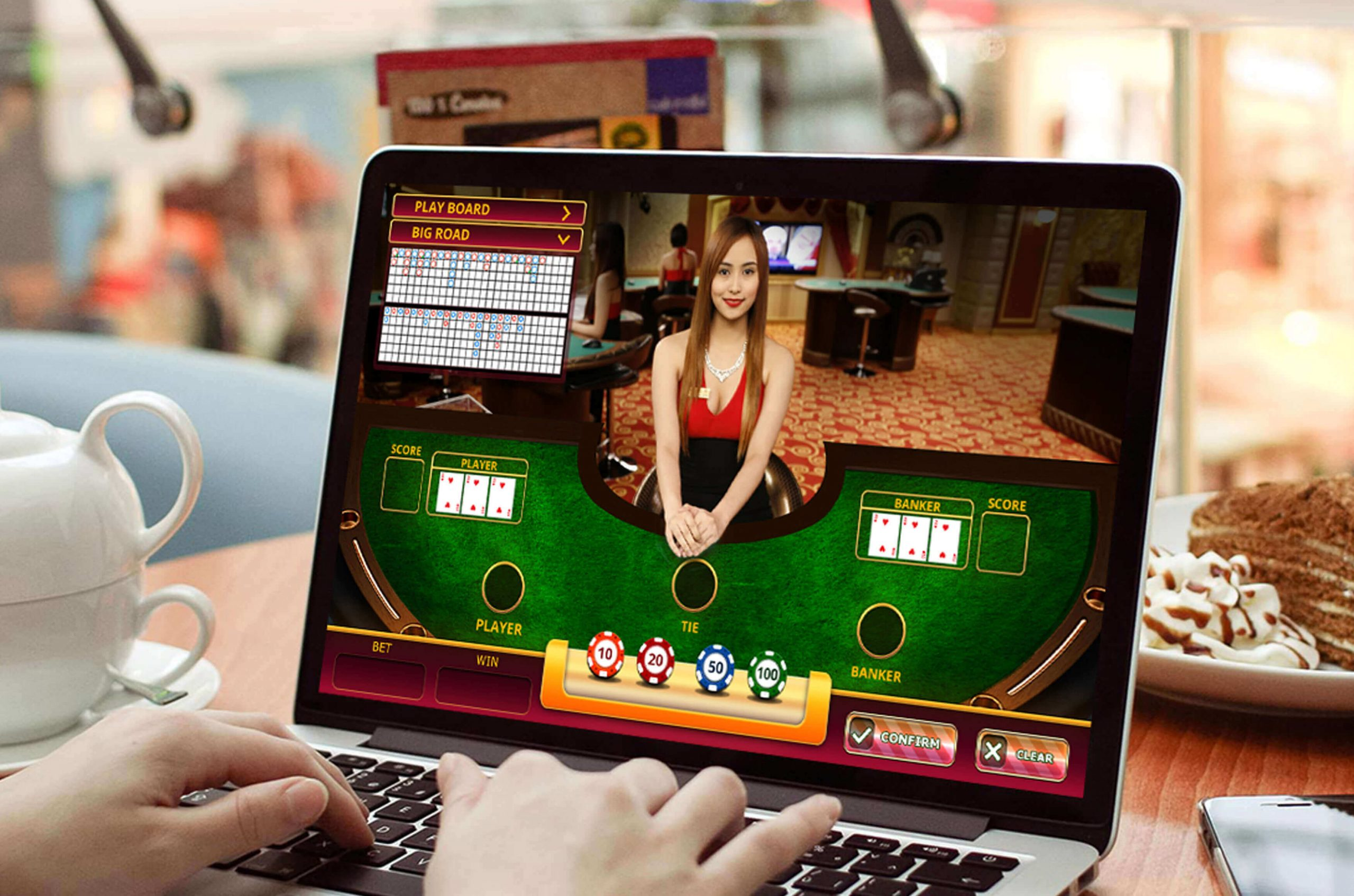 Top Ten Online Casino