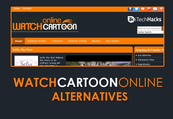 WatchCartoonOnline Alternatives