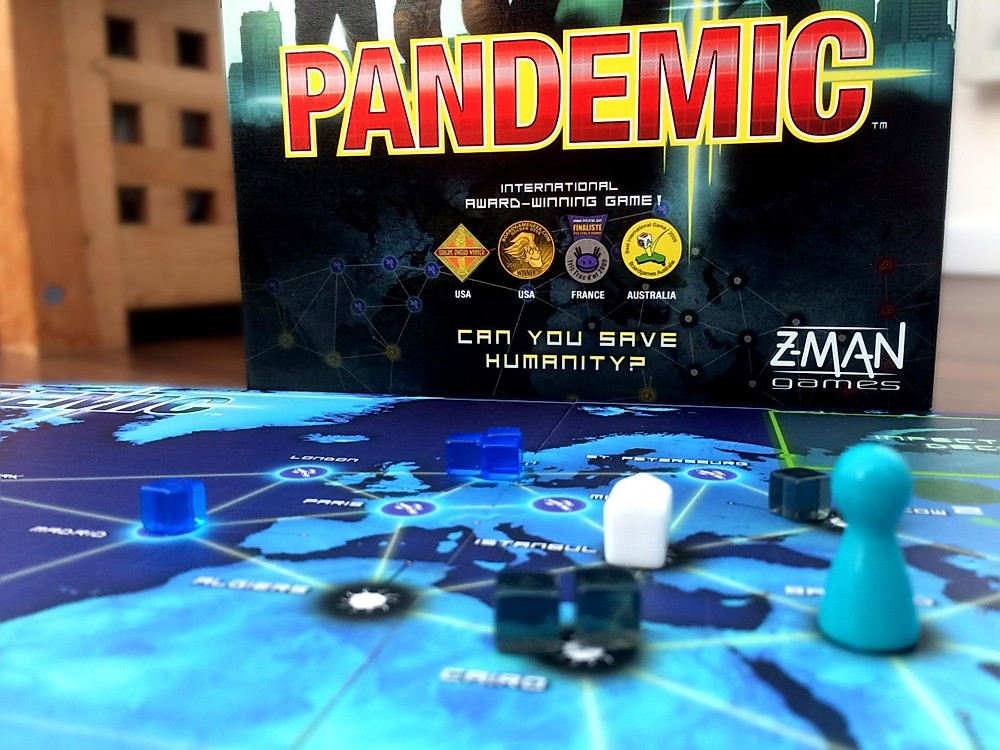 Pandemic And Outbreak Games On Android