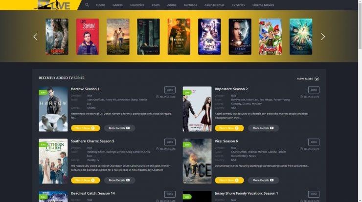 Download FREE Flenix APK Stream Movies