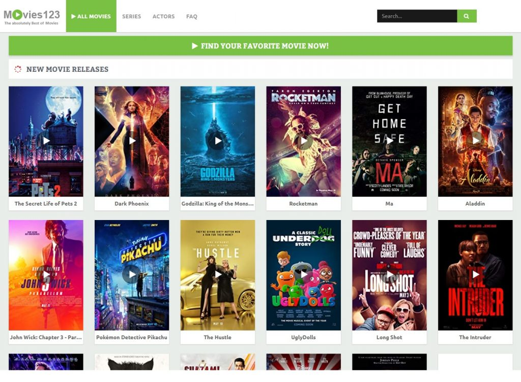 10 Sites Alternatives Like Alluc Movie
