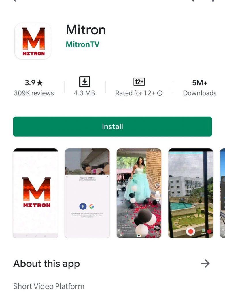 TikTok Alternatives Apps