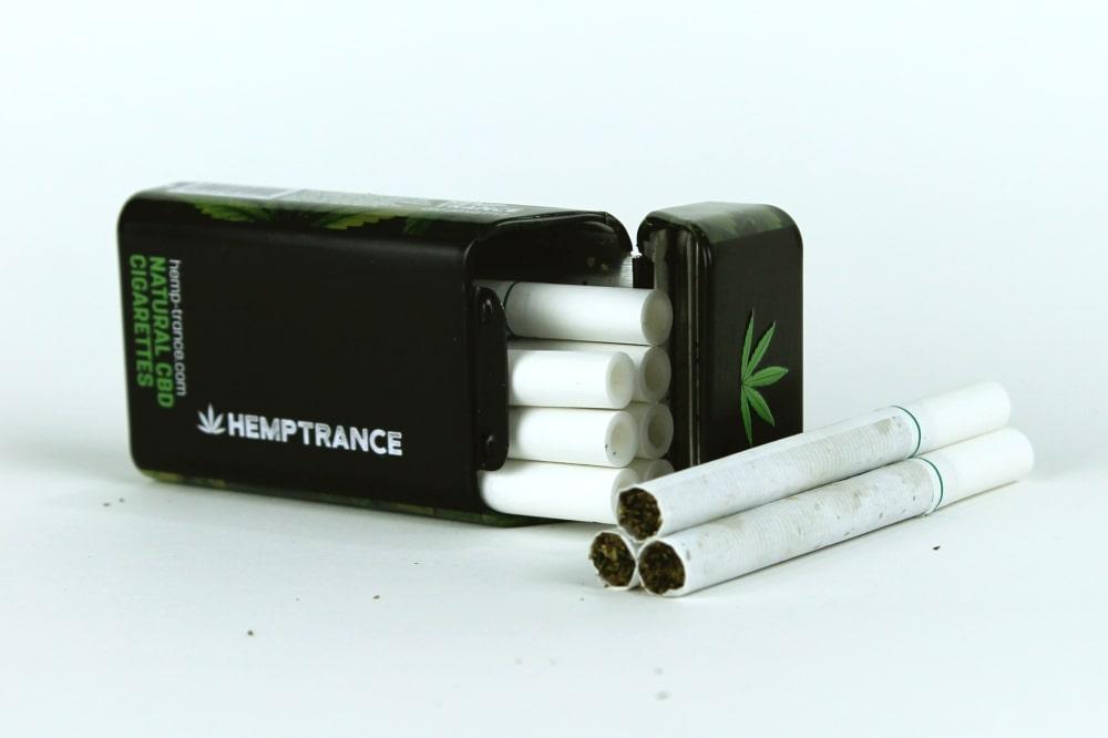 Best 12 CBD Cigarettes