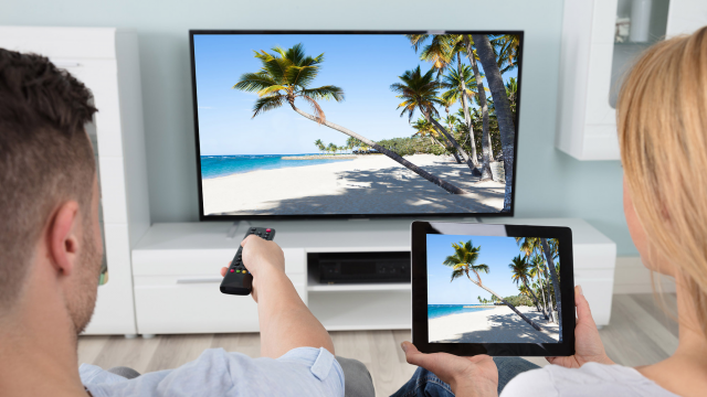 JustStream: How to Download Mirror Mac to Samsung TV