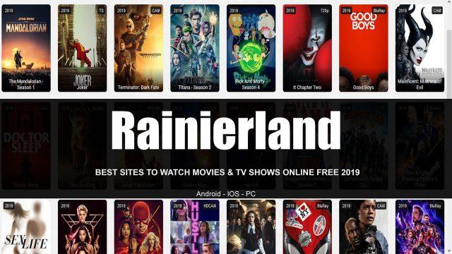 Rainierland Watch Movies Online Rainierland Alternatives