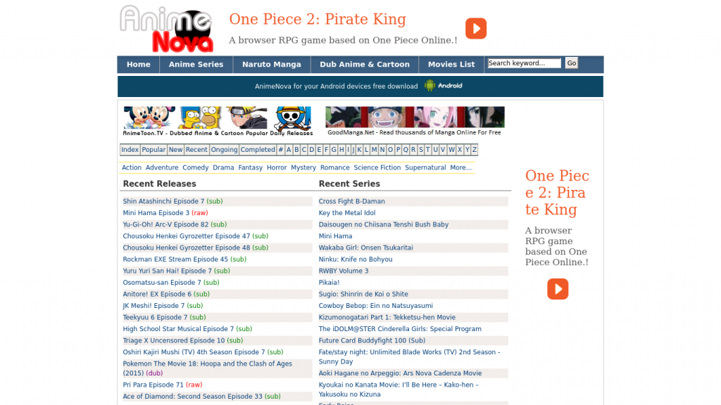 9anime Best Alternative Sites