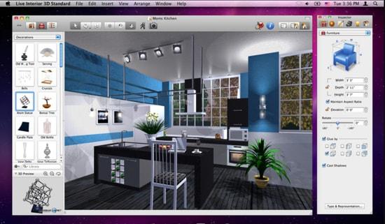 Interior Design Software for Mac