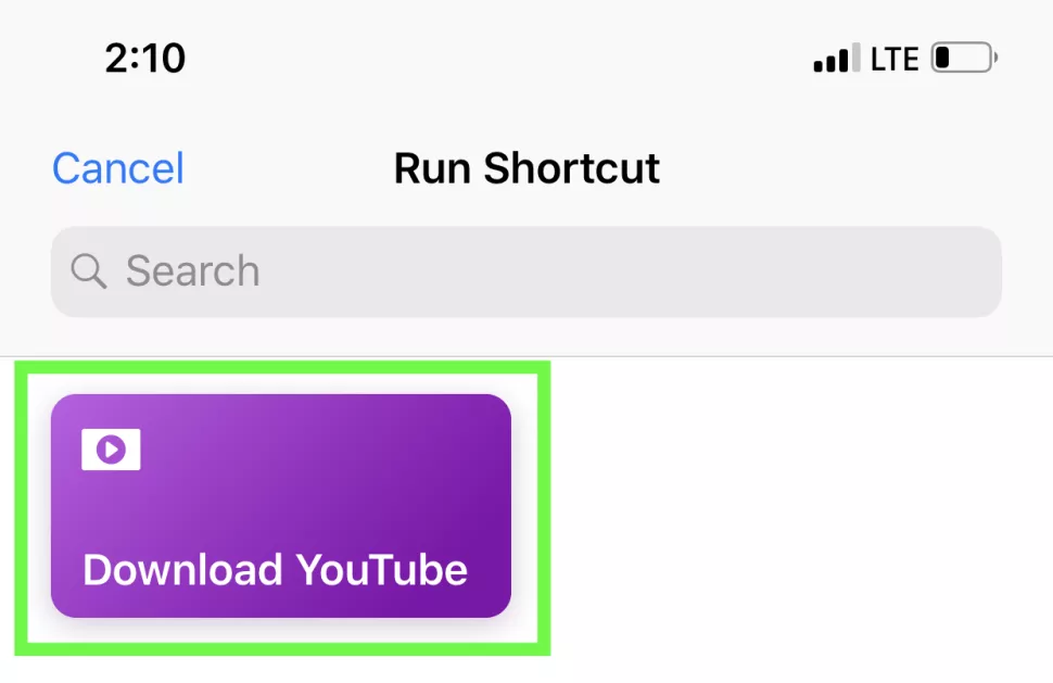 How to Download YouTube Videos Being MP4 files on iPhone, iPad