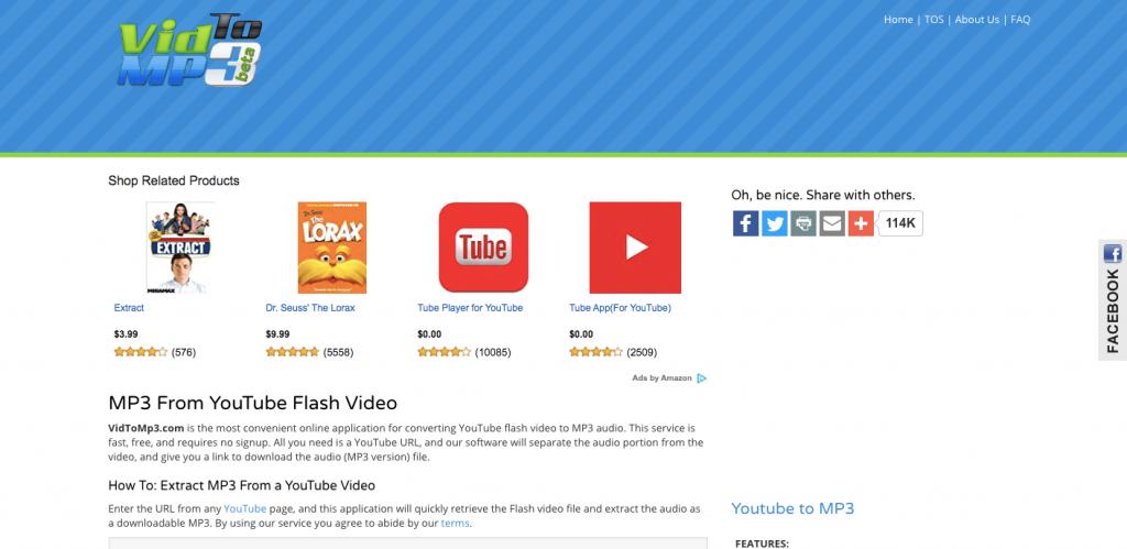 YouTube to WAV Convertor