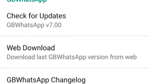 GB WhatsApp Latest Apk Download