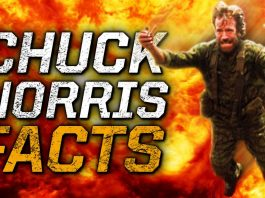6 Facts About the Legend Himself: Chuck Norris