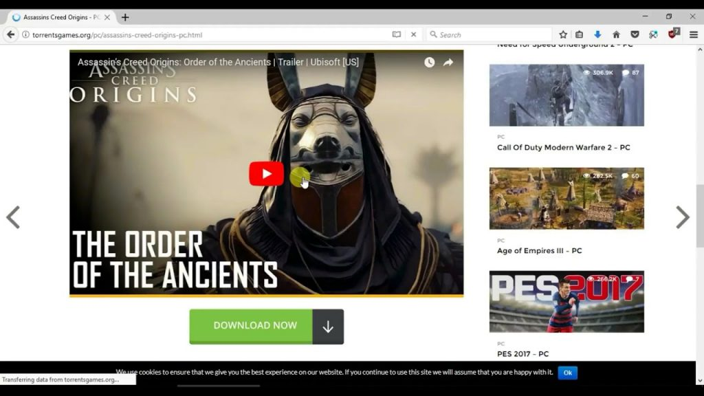 Best Free Games Torrent Sites