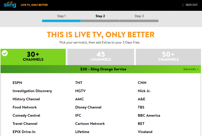 How to Get Sling TV Student Discount?