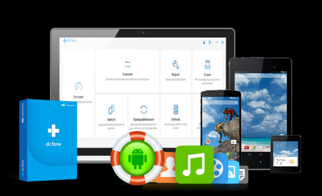 Wondershare Android Data Recovery Software Windows and Mac