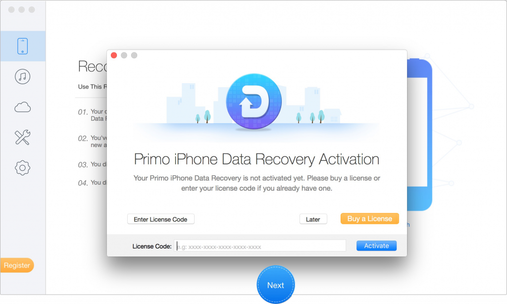 Best dr.fone Alternatives 10 Recover Data Lost on iPhone.
