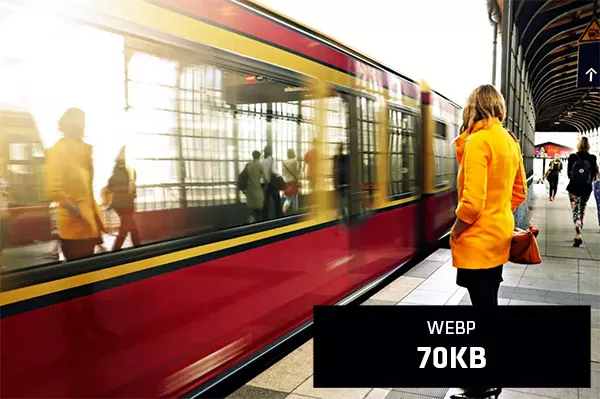 WebP Image Format Complete Guide to Using