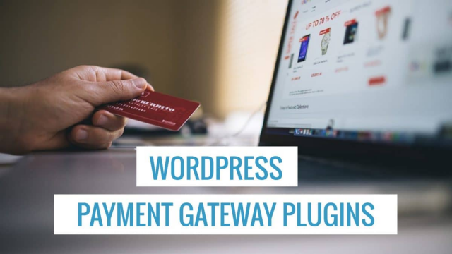 Top 15 Payment Gateway Plugins You Can Use with WordPress in 2021