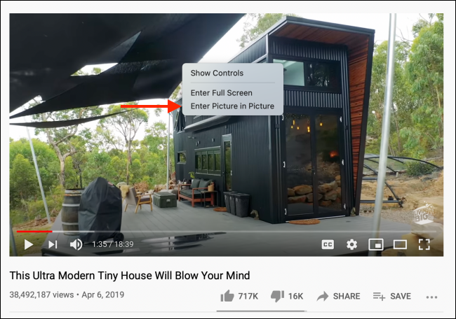 How To YouTube Picture-in-Picture in Safari on Mac