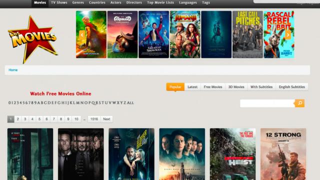 LosMovies Proxy: Losmovies Mirror Sites to Unblock LosMovies.com