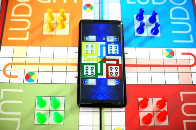 Online Ludo as The New Card Game