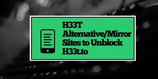 List of Best H33t Proxy & Mirrors to unblock H33t.to
