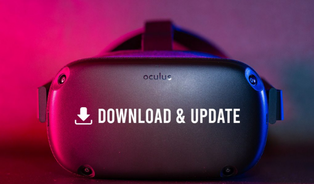 How To Download and Update Oculus Driver In Windows 10?