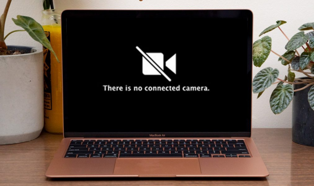 "How to Fixed ""There Is No Connected Camera"" Error With Mac"
