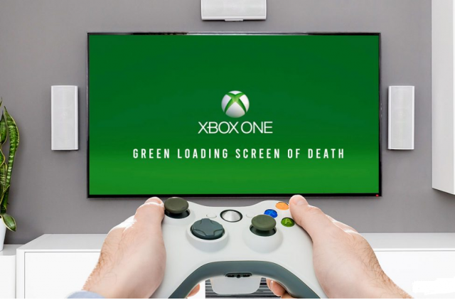 How to Xbox One Stuck on Green Loading Screen Fix