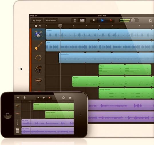 GarageBand App Download Android & iPhone Windows 10, 8.1, 7
