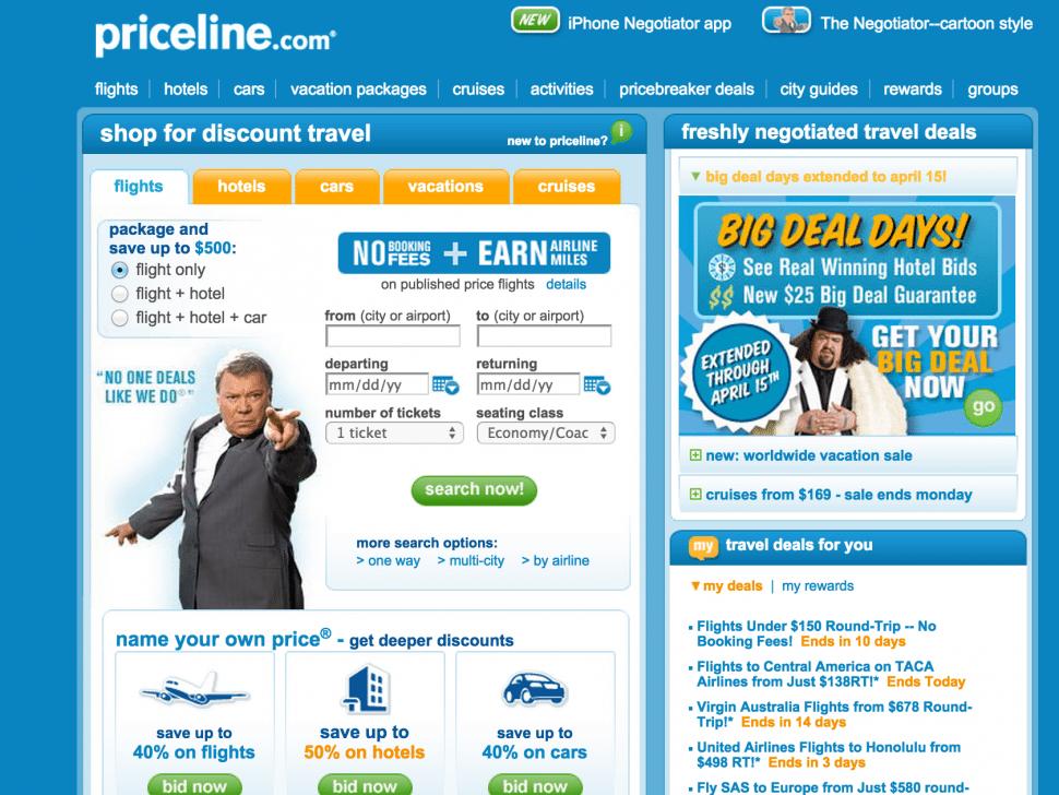 Best Online Travel Sites