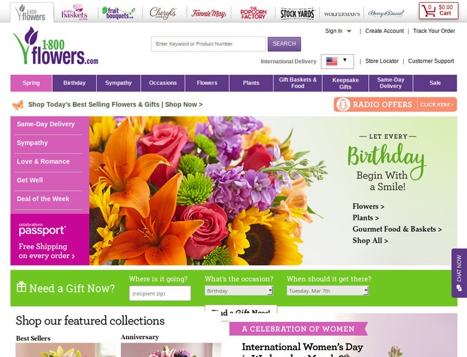 Best Online Flower Delivery in 2021