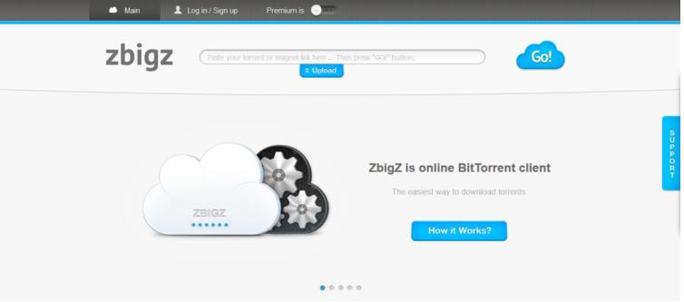 Alternatives to Zbigz for Torrent Downloading