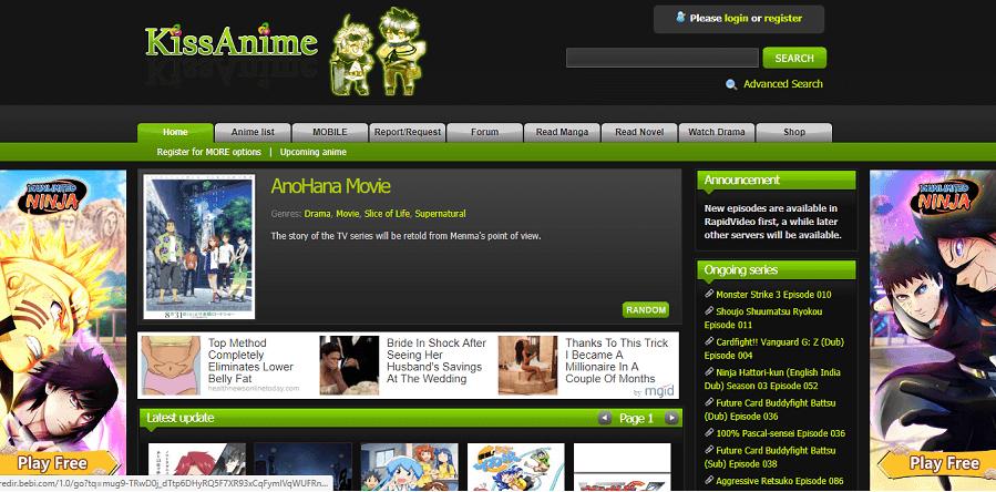 AnimeDao: Watch Anime Movies/TV Shows on AnimeDao